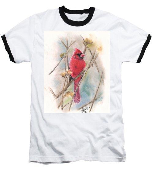 Spring Cardinal Baseball T-Shirt