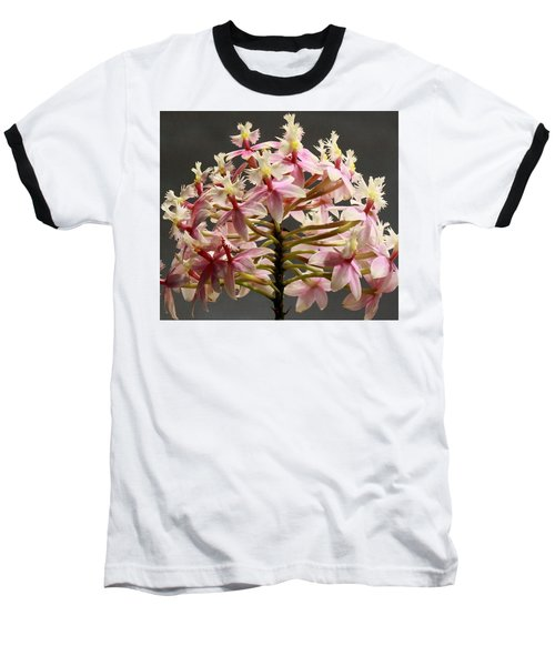 Spring Flower Baseball T-Shirt by Christopher Woods