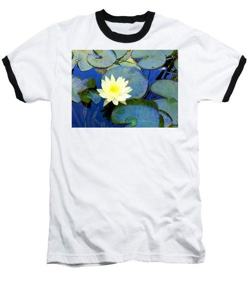 Spring Lily Baseball T-Shirt