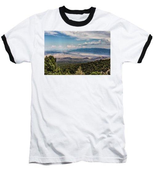 Spring Mountains Desert View Baseball T-Shirt