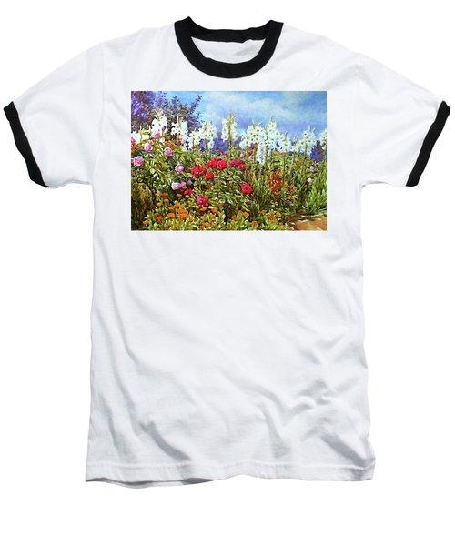 Baseball T-Shirt featuring the photograph Spring by Munir Alawi