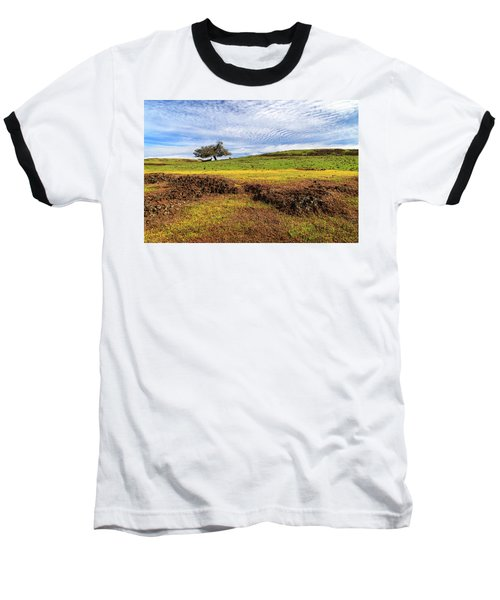 Spring On North Table Mountain Baseball T-Shirt by James Eddy