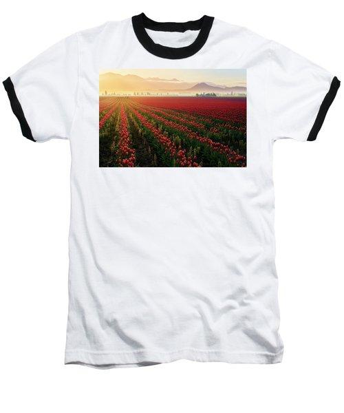 Spring Palette Baseball T-Shirt