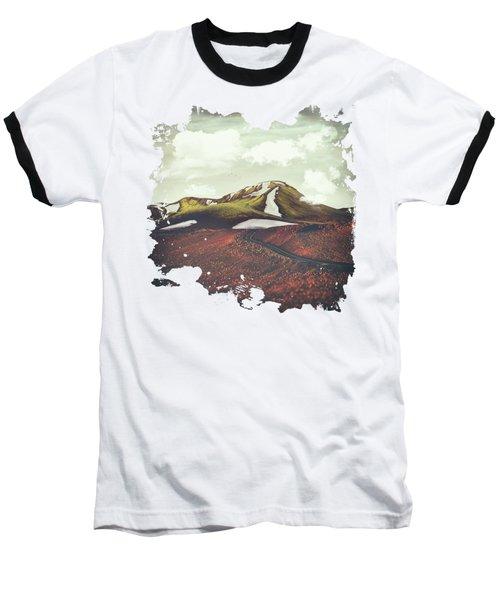 Spring Thaw Baseball T-Shirt by Katherine Smit