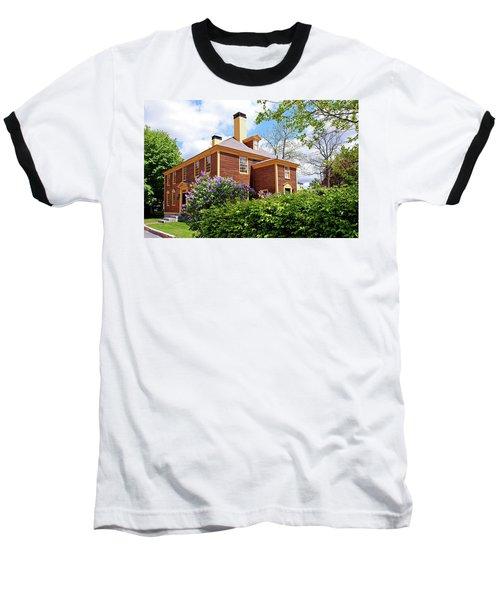 Springtime At Folsom Tavern Baseball T-Shirt