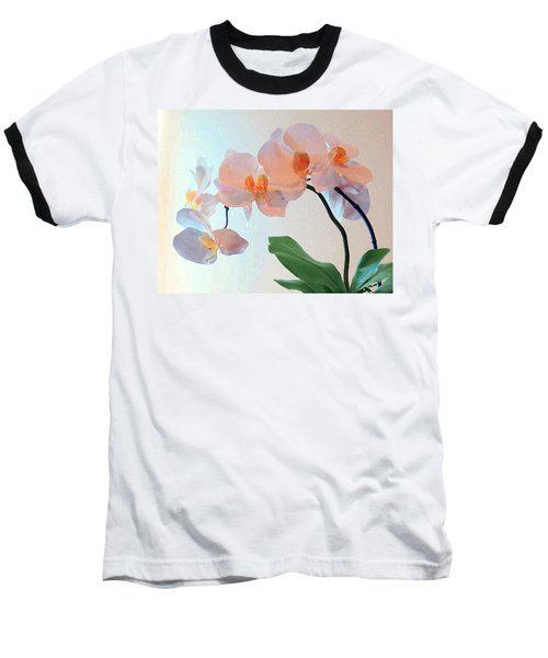 Springtime Delight 2 Baseball T-Shirt by Cedric Hampton