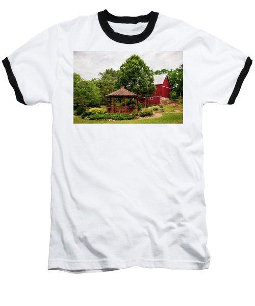 Springwater Park Baseball T-Shirt by Trey Foerster