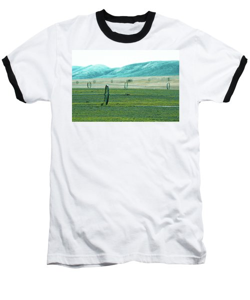 Sprinkler - Eastern Wa Baseball T-Shirt