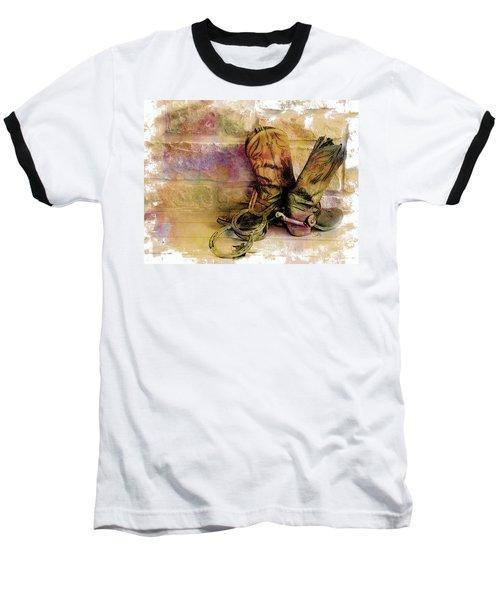 Spurs Baseball T-Shirt