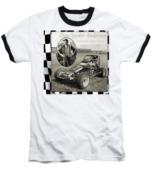 Spyder Baseball T-Shirt