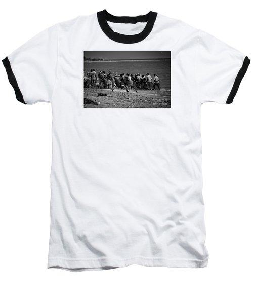 Sri Lankan Fishermen Baseball T-Shirt