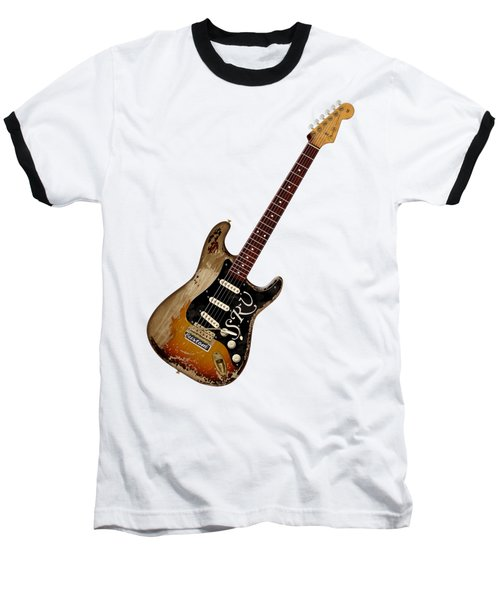 Srv Number One Baseball T-Shirt by WB Johnston