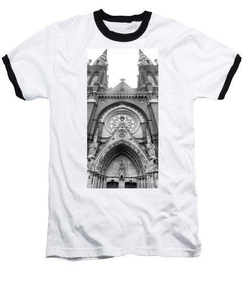 St. John's Cathedral In Helsinki, Finland. Baseball T-Shirt