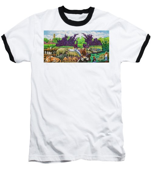 St. Louis Zoo Baseball T-Shirt