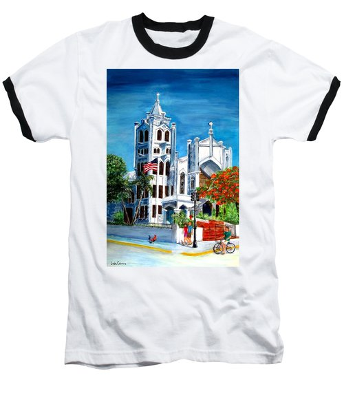 St. Paul's Church  Baseball T-Shirt