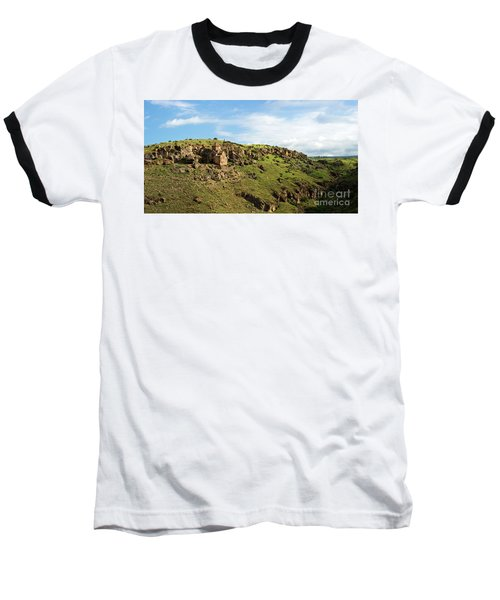 St. Stepanos Church At Sunrise, Armenia Baseball T-Shirt