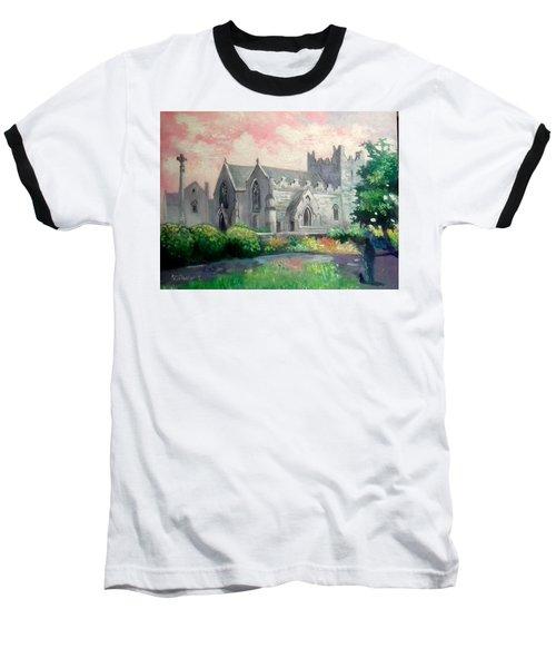 St Trinity Abbey Adare County Limerick Ireland Baseball T-Shirt