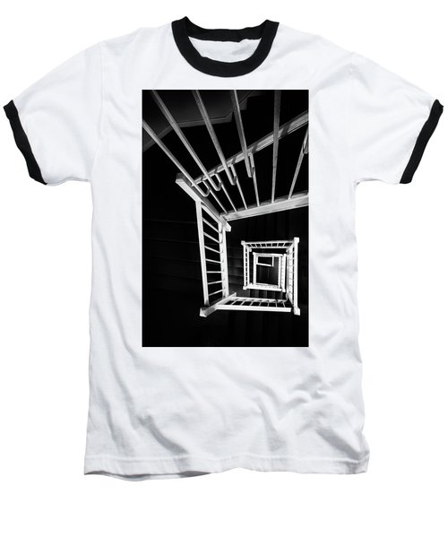 Staircase I Baseball T-Shirt