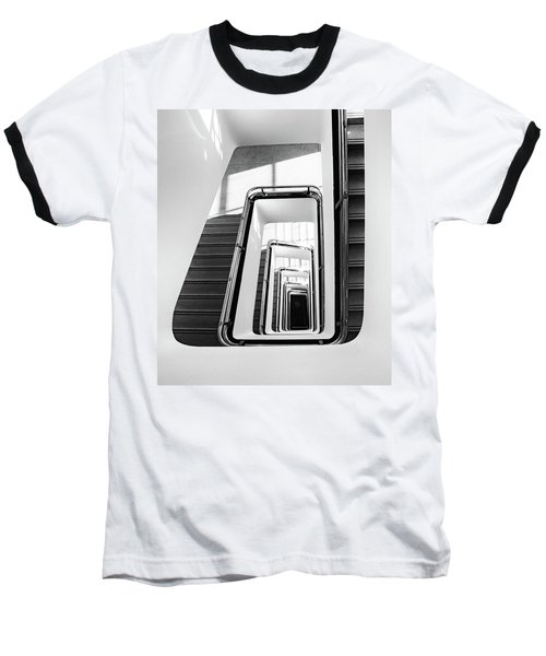 Staircase IIi Baseball T-Shirt