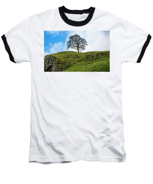 Standing Proud Baseball T-Shirt