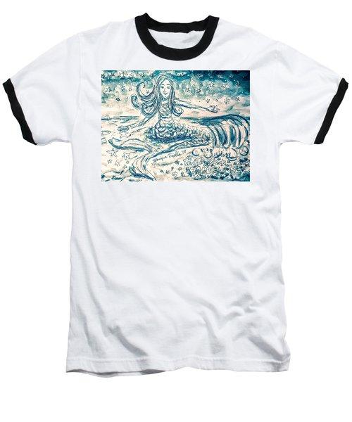 Star Bearer Mermaid Baseball T-Shirt