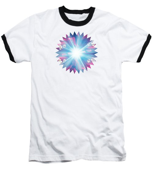 Star Burst Baseball T-Shirt
