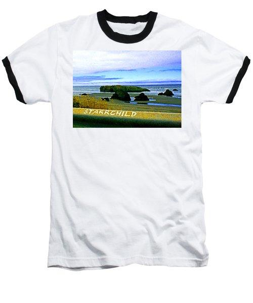 Starrchild Baseball T-Shirt