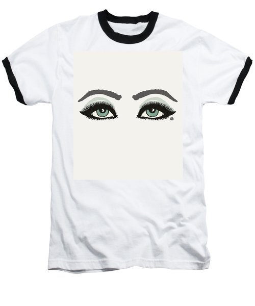 Starry Eyed Baseball T-Shirt