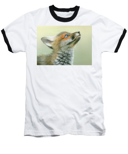 Starry Eyes Baseball T-Shirt