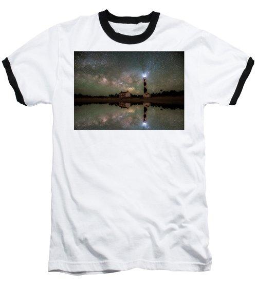 Starry Reflections Baseball T-Shirt