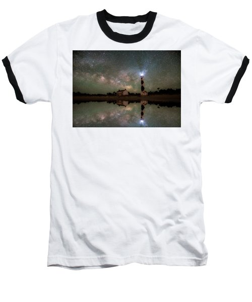 Starry Reflections Baseball T-Shirt