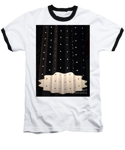 Starry Starry Night Baseball T-Shirt
