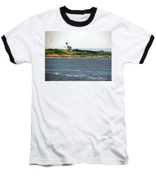 Staten Island Baseball T-Shirt by Judi Saunders