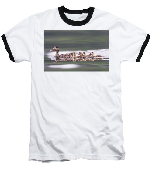 Stay In Line... Baseball T-Shirt