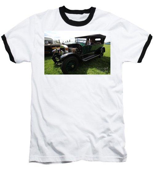 Steam Car Baseball T-Shirt