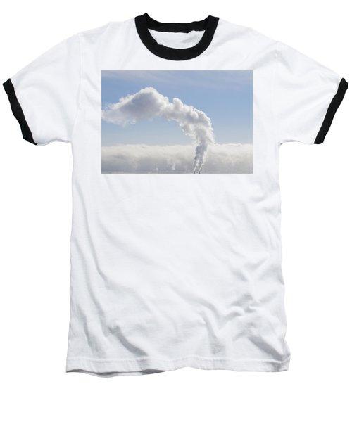 Steam Baseball T-Shirt