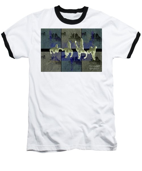 Step Into The Vortex Baseball T-Shirt