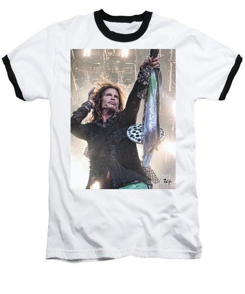 Steven Gives Baseball T-Shirt by Traci Cottingham