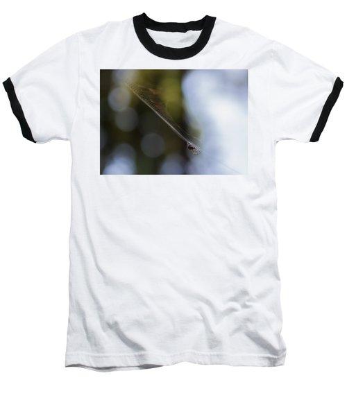 Baseball T-Shirt featuring the photograph Still Vibration by Rhys Arithson