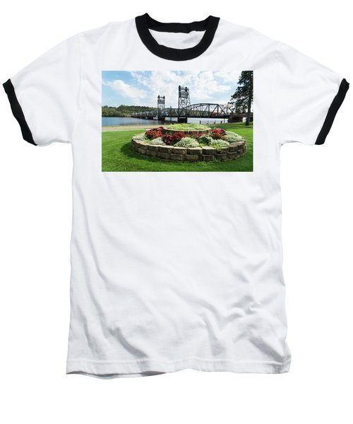 Stillwater And The Mississippi Baseball T-Shirt