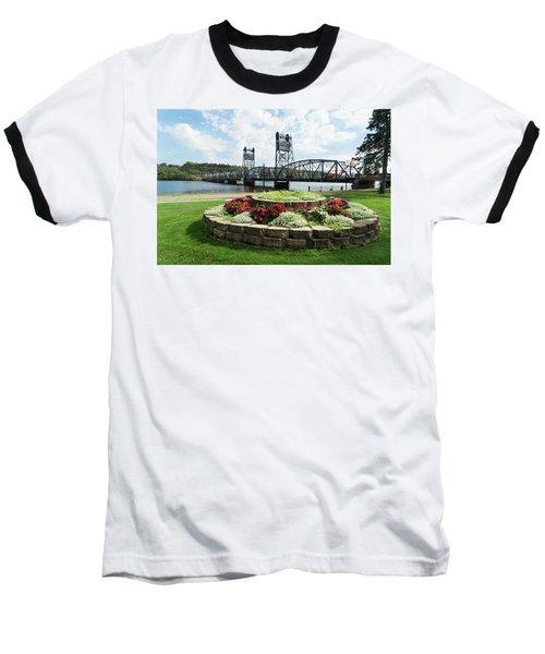 Stillwater And The Mississippi Baseball T-Shirt