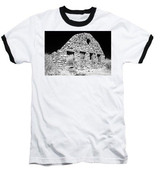 Stone Ruins Baseball T-Shirt