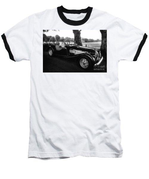 Stopping Under The Dark Hedges Baseball T-Shirt