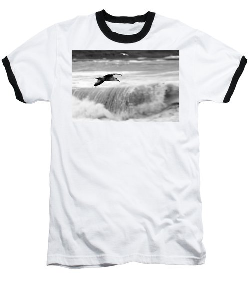 Storm Flight Baseball T-Shirt