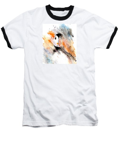 Storm Puffin Baseball T-Shirt