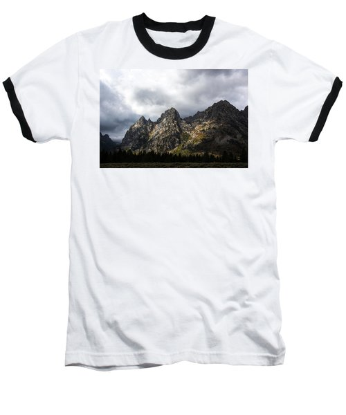 Baseball T-Shirt featuring the photograph Storming Light by Colleen Coccia
