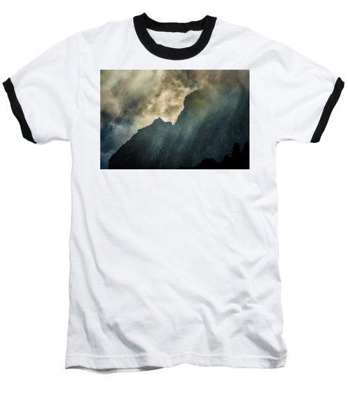Stormy Wasatch- Rays Baseball T-Shirt