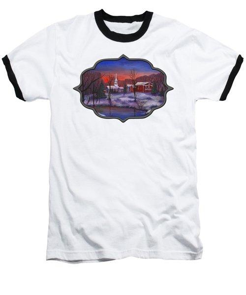 Stowe - Vermont Baseball T-Shirt