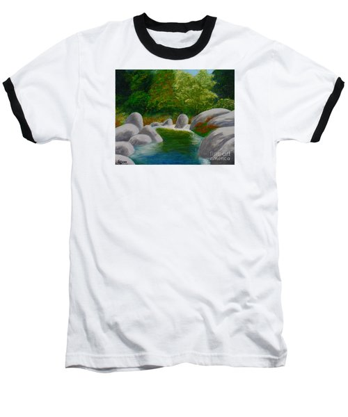 Stream One Baseball T-Shirt