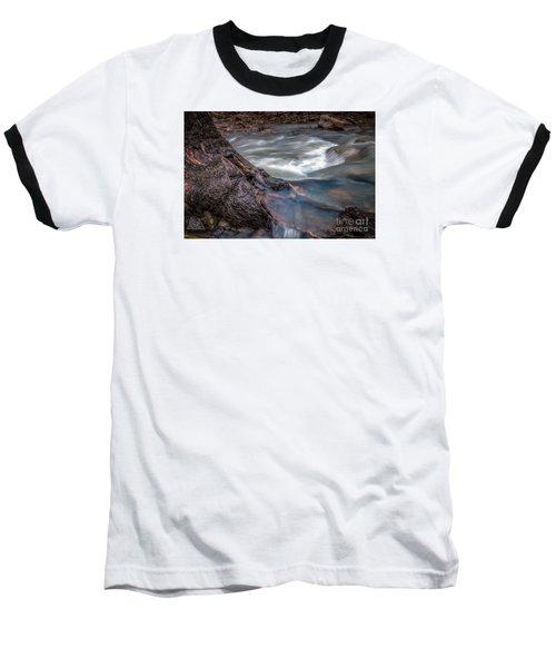 Stream Story Baseball T-Shirt